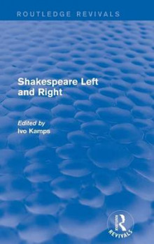 Shakespeare Left and Right av Ivo Kamps (Innbundet)