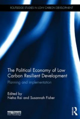 Omslag - The Political Economy of Low Carbon Resilient Development