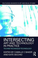Omslag - Intersecting Art and Technology in Practice