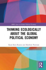 Omslag - Thinking Ecologically About the Global Political Economy