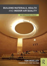Omslag - Building Materials, Health and Indoor Air Quality