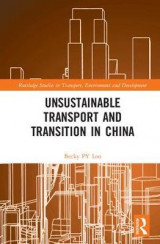 Omslag - Unsustainable Transport and Transition in China