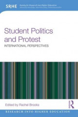 Omslag - Student Politics and Protest