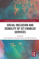 Omslag - Innovative ICT-enabled Services and Social Inclusion