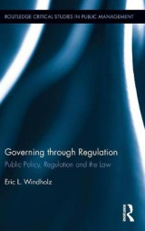 Omslag - Governing Through Regulation