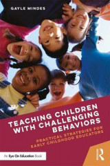 Omslag - Teaching Children With Challenging Behaviors