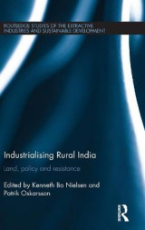 Omslag - Industrialising Rural India