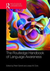 Omslag - The Routledge Handbook of Language Awareness