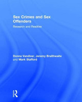 Omslag - Sex Crimes and Sex Offenders