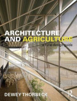 Omslag - Architecture and Agriculture