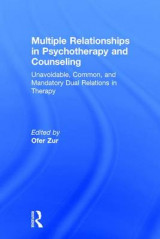 Omslag - Multiple Relationships in Psychotherapy and Counseling