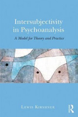 Omslag - Intersubjectivity in Psychoanalysis