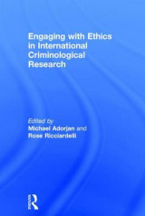 Omslag - Engaging with Ethics in International Criminological Research