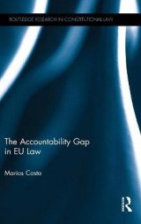 Omslag - The Accountability Gap in EU Law