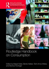 Omslag - Routledge Handbook on Consumption