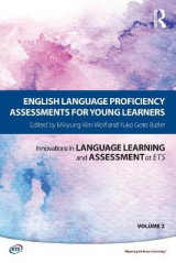 Omslag - English Language Proficiency Assessments for Young Learners