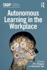 Omslag - Autonomous Learning in the Workplace