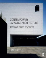 Omslag - Contemporary Japanese Architecture