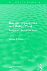 Omslag - Nuclear Imperatives and Public Trust