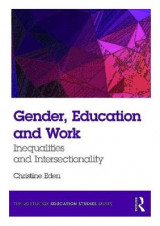 Omslag - Gender, Education and Work