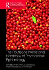 Omslag - The Routledge International Handbook of Psychosocial Epidemiology