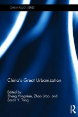 Omslag - China's Great Urbanization