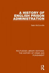Omslag - A History of English Prison Administration