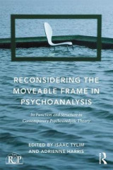 Omslag - Reconsidering the Moveable Frame in Psychoanalysis