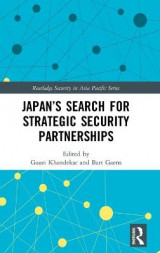 Omslag - Japan's Search for Strategic Security Partnerships