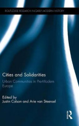 Omslag - Cities and Solidarities