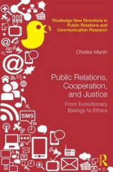 Omslag - Public Relations, Cooperation and Justice