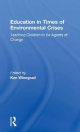 Omslag - Education in Times of Environmental Crises