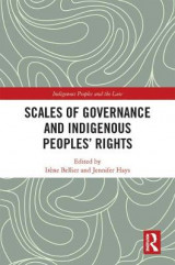 Omslag - Scales of Governance and Indigenous Peoples' Rights