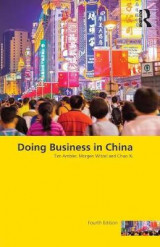 Omslag - Doing Business in China