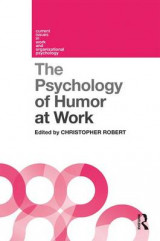 Omslag - The Psychology of Humor at Work