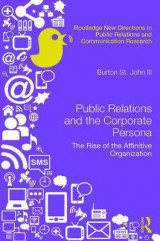 Omslag - Public Relations and the Corporate Persona