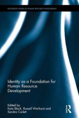 Omslag - Identity as a Foundation for Human Resource Development