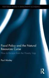 Omslag - Fiscal Policy and the Natural Resources Curse