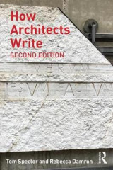 Omslag - How Architects Write