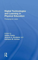 Omslag - Digital Technologies and Learning in Physical Education