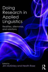 Omslag - Doing Research in Applied Linguistics