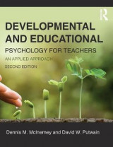 Omslag - Developmental and Educational Psychology for Teachers