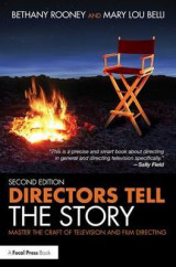 Omslag - Directors Tell the Story