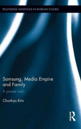 Omslag - Samsung, Media Empire and Family