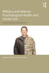 Omslag - Military Veteran Psychological Health and Social Care