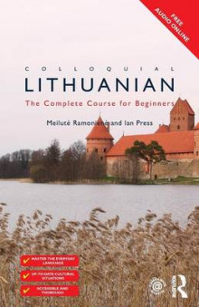 Colloquial Lithuanian av Meilute Ramoniene og Ian Press (Heftet)