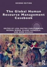 Omslag - Global Human Resource Management Casebook