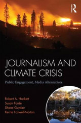 Omslag - Journalism and Climate Crisis