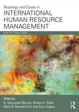Omslag - Readings and Cases in International Human Resource Management