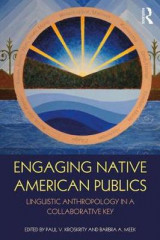Omslag - Engaging Native American Publics